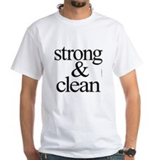 Strong and Clean Shirt