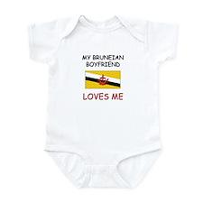 My Bruneian Boyfriend Loves Me Infant Bodysuit