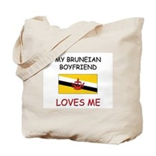 My Bruneian Boyfriend Loves Me Tote Bag