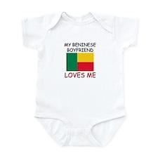 My Beninese Boyfriend Loves Me Infant Bodysuit