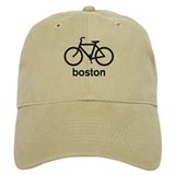 Bike Boston Baseball Cap