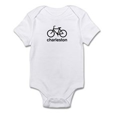 Bike Charleston Infant Bodysuit