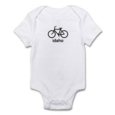 Bike Idaho Infant Bodysuit