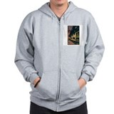 Train Zip Hoodie
