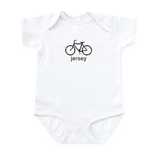 Bike Jersey Infant Bodysuit