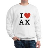 I Heart AX Sweatshirt