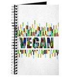 Colorful Vegan Journal