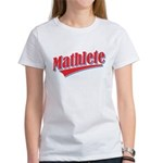 Mathlete Women's T-Shirt