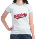 Mathlete Jr. Ringer T-Shirt