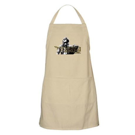 Thomas Jefferson Free Press Q BBQ Apron