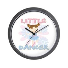 Little Dancer Wall Clock