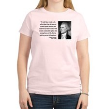 Thomas Jefferson 14 T-Shirt