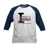 I Need A Cure BRAIN CANCER Tee