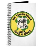 NYTPD Pipes &amp; Drums Journal