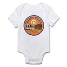 NOLA Transit Police Infant Bodysuit
