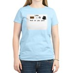 Lake Wallenpaupack Women's Light T-Shirt