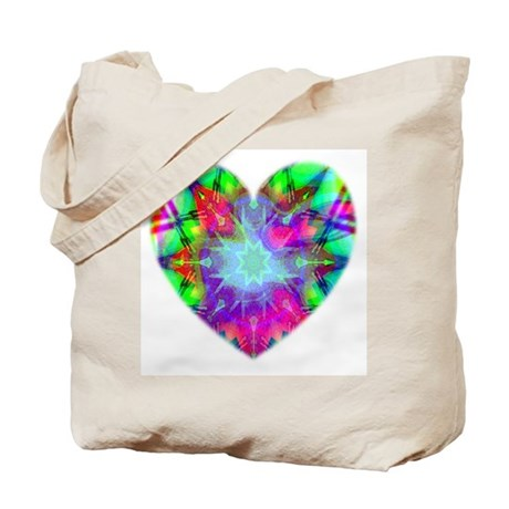 Colorful Star Tote Bag