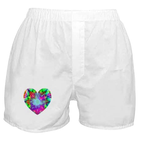 Colorful Star Boxer Shorts