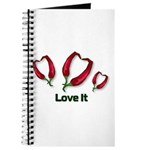 Valentine's Day Love It Journal