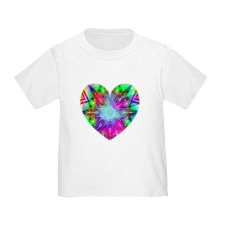 Colorful Star Toddler T-Shirt