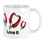 Valentine's Day Love It Mug