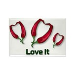 Valentine's Day Love It Rectangle Magnet