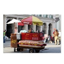 Unique Street vendor Postcards (Package of 8)
