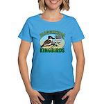 Bloggerhead (lg img) Women's Dark T-Shirt