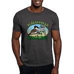 Bloggerhead (lg img) Dark T-Shirt