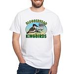 Bloggerhead (lg img) White T-Shirt