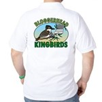 Bloggerhead (lg img) Golf Shirt