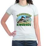 Bloggerhead (lg img) Jr. Ringer T-Shirt
