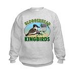 Bloggerhead (lg img) Kids Sweatshirt
