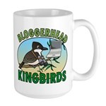Bloggerhead (lg img) Large Mug