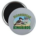 Bloggerhead (lg img) Magnet