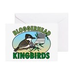 Bloggerhead (lg img) Greeting Cards (Pk of 10)