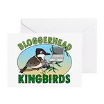 Bloggerhead (lg img) Greeting Cards (Pk of 20)