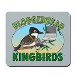 Bloggerhead (lg img) Mousepad