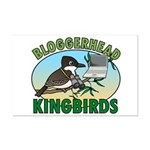 Bloggerhead (lg img) Mini Poster Print