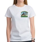 Bloggerhead (2-sided) Women's T-Shirt