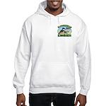 Bloggerhead (2-sided) Hooded Sweatshirt