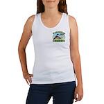Bloggerhead (2-sided) Women's Tank Top