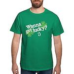 Wanna Get Lucky? Dark T-Shirt