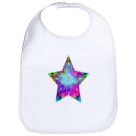 Colorful Star Bib