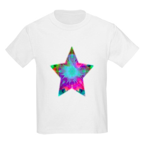 Colorful Star Kids T-Shirt