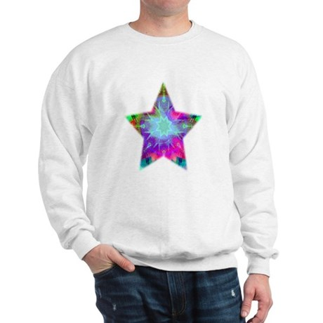 Colorful Star Sweatshirt