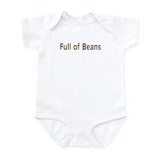 Full of Beans Infant Bodysuit
