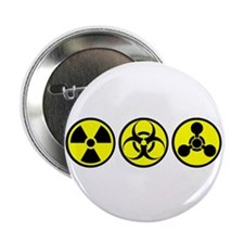 "WMD / Chemical Weapons 2.25"" Button"