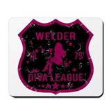 Welder Diva League Mousepad