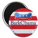 Bark Obama Magnet